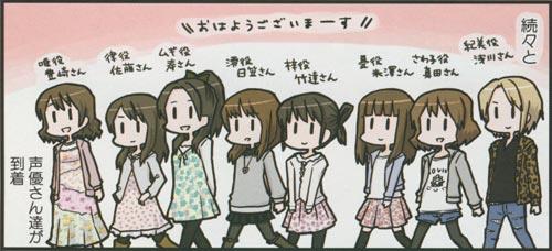 けいおん!!大沖 アフレコレポート