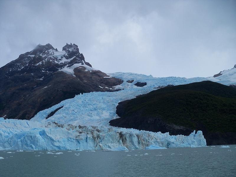 スペガッチーニ氷河