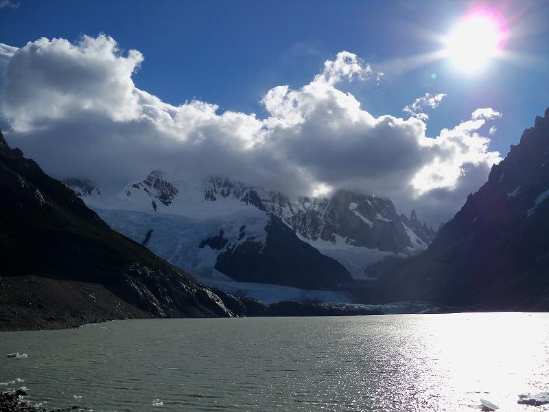 グランデ氷河