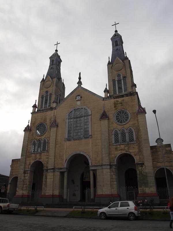 チロエ島教会群