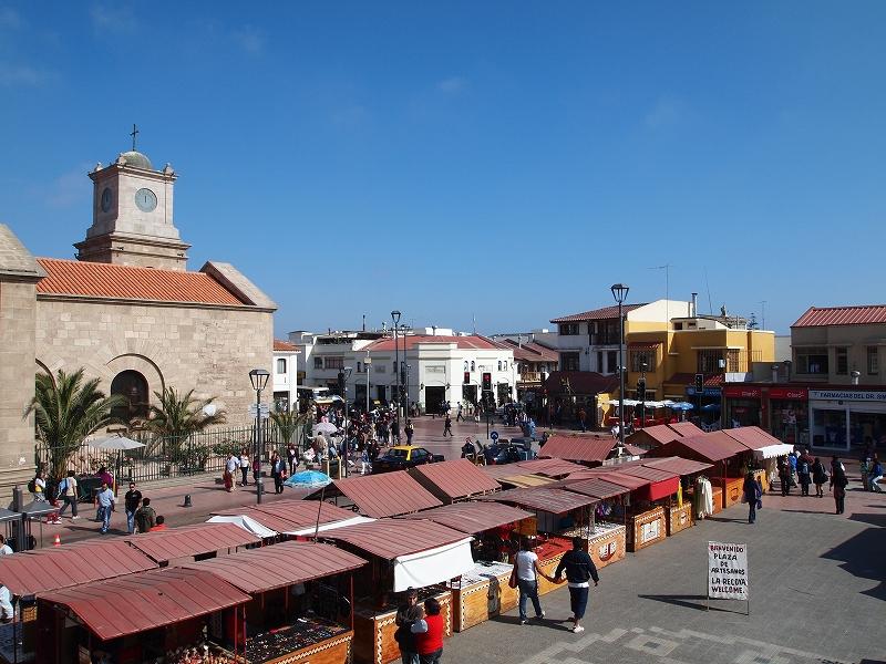ラ・セレナの町並み