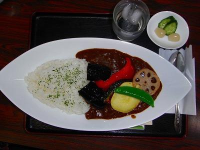 s-野菜馬カレー
