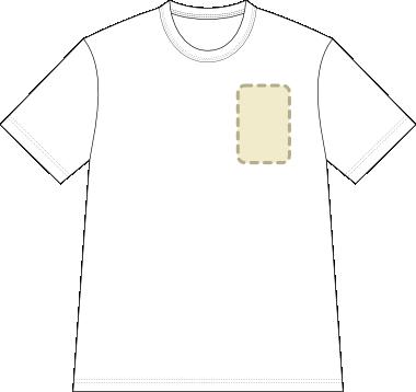 Tシャツ(左胸)