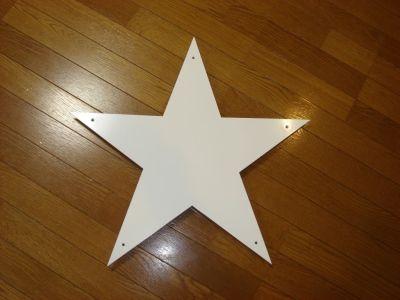 星型妻飾り