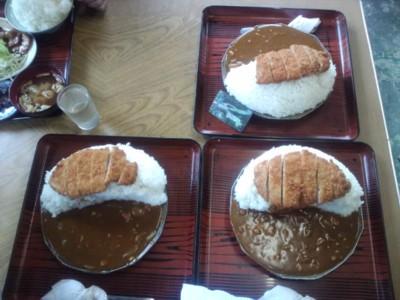 山崎屋食堂のカレー