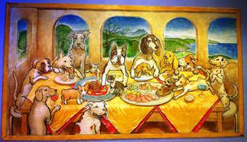 アトスの晩餐