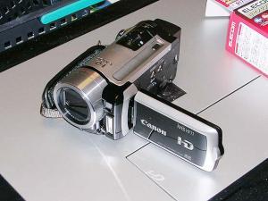canon iVIS HF11
