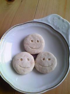 小麦・乳・卵不使用ニコニコクッキー090621_1105~01