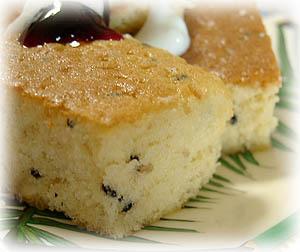 簡単ごまケーキ2