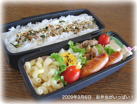 090906お弁当1