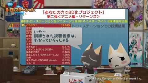 torosuteNo.015 BD化してほしいアニメ 結果発表 2