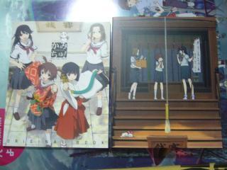「かみちゅ!」Blu-ray BOX 3