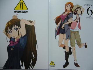 「WORKING!!」DVD第6巻 3