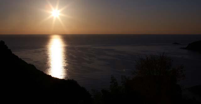 熊野-sunset