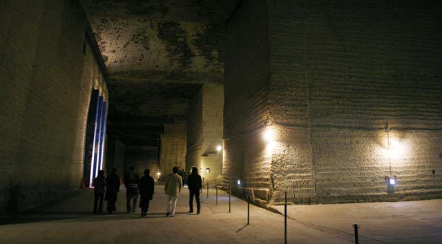 巨大地下空間大谷資料館