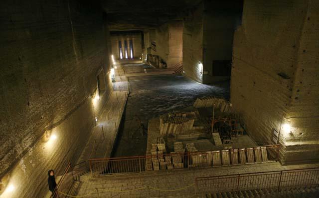 巨大地下空間大谷資料館2