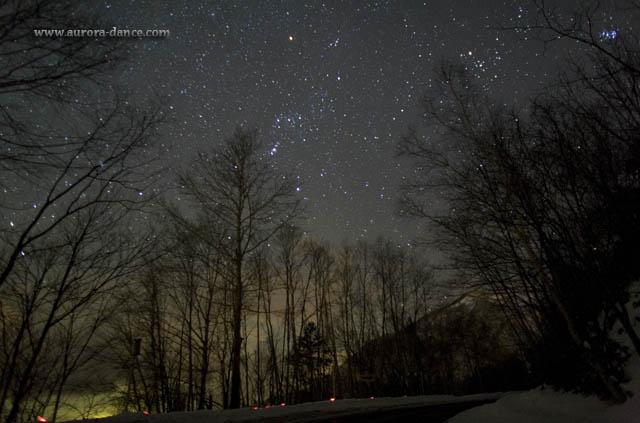 Winter Stars-Shikotsuko
