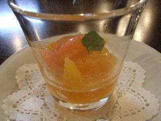 210603ヌーパピランチ6(グレープフルーツとオレンジのジュれ)