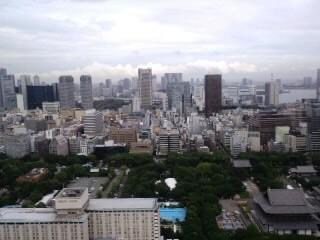 大展望台からの眺め