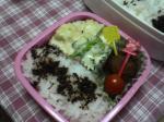 鮭のグラタン弁当