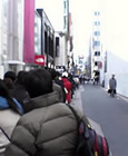 AppleStore福岡天神行列