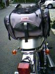 シートバッグ。