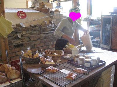 焼き屋のパン屋②