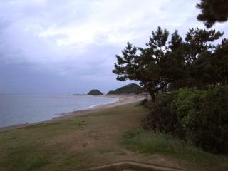志賀島 海岸
