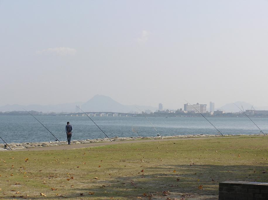 琵琶湖(Lake Biwa)