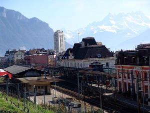 モントルーの景色2