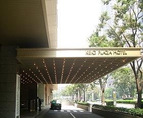 京王プラザホテル外観