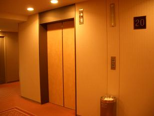 京王プラザホテル20階