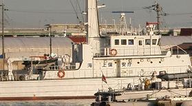 保安庁のお船