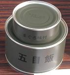 和歌山・缶飯(五目飯)