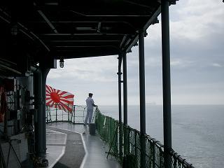 和歌山・絵になるお兄さん(海の人)