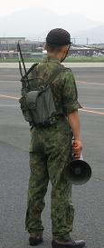 八尾「UH-1管制官」