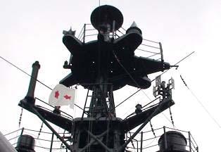 2007年度、舞鶴地方隊展示訓練「桜2つ」