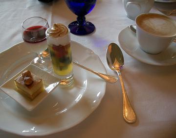 「イル・テアトロ」のデザート