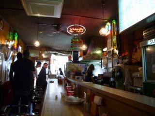 ハニービー店内風景