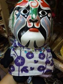 京劇おばぶ