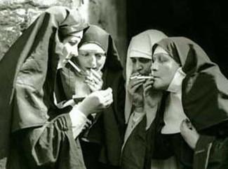 堕落修道女