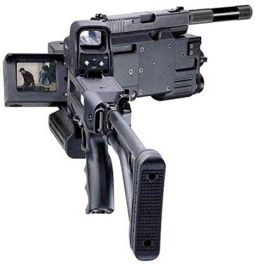 キャムコーダー銃