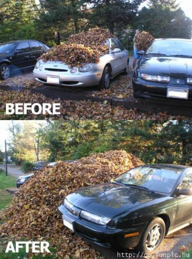 Before....After...
