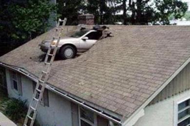 交通事故?!