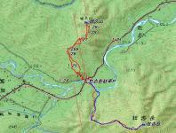 留久山地図