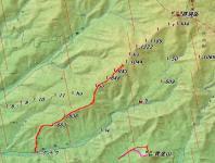 クンベツ全地図