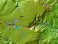 恵岱岳地図群馬