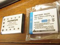 OLYMPUS デジカメバッテリー Li-42B 3.7V 740mAh