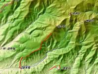 群別岳地図