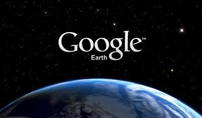 Google Earth デジタル地球儀。オススメのフリーソフト